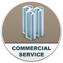 commercial plumbing in Oakdale California