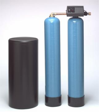 Water softener installed by Modesto plumber